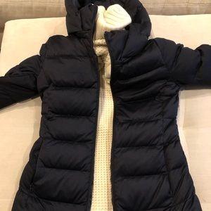 Uniqlo SzS bundle . Navy puffer and sweater tunic
